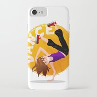hip hop iPhone & iPod Cases featuring Hip Hop by NanaO