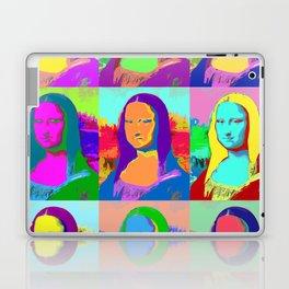 Mona Lisa - Pop Art Laptop & iPad Skin