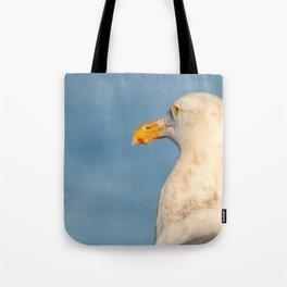 It's My Best Side Tote Bag