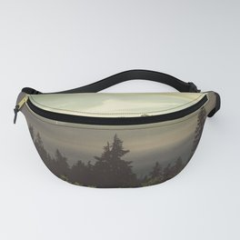 Morning in the Mountains Fanny Pack