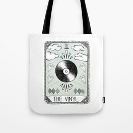 The Vinyl Tote Bag