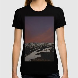 Sunset on Elbert T-shirt