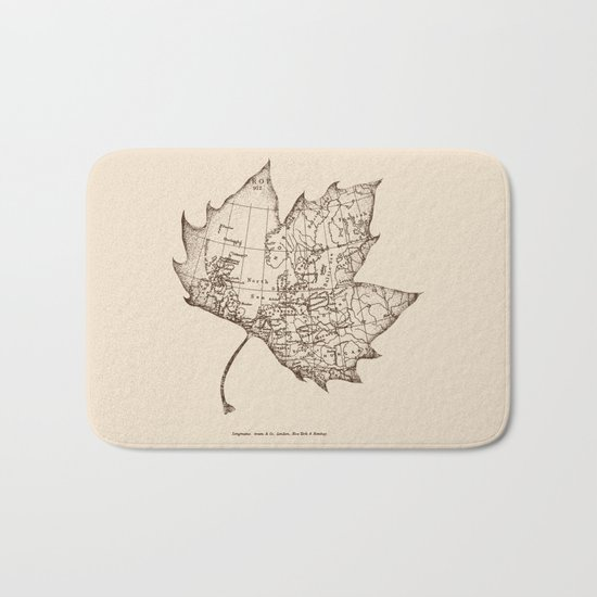 Travel With the Wind Bath Mat