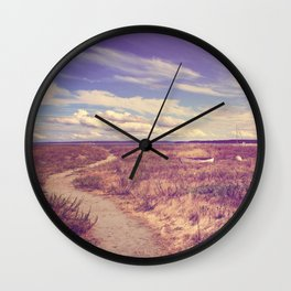 Bygone Days Wall Clock