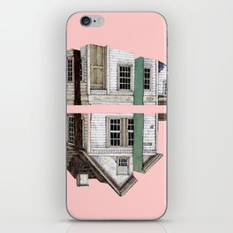 one or two houses iPhone Skin