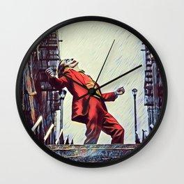 New joker Wall Clock