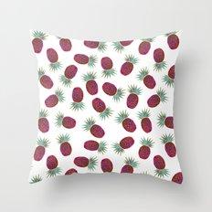 Chevron Pineapple Throw Pillow