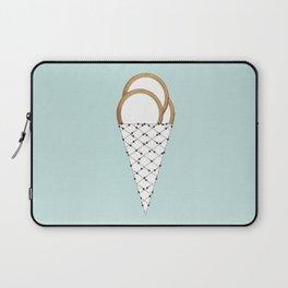 Ice cream cone Laptop Sleeve