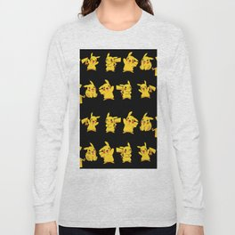 Pikachú Pokémon Long Sleeve T-shirt