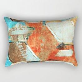 Crapshoot Rectangular Pillow