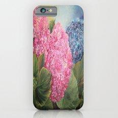 Hydrangeas iPhone 6s Slim Case