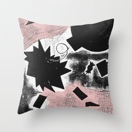 Death of Arthur Miller Throw Pillow
