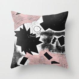 Death of Arthur Miller Throw Pillow