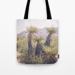 Morning in Joshua Tree Tote Bag