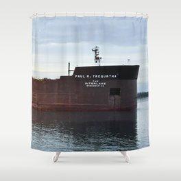 Paul R Tregurtha Shower Curtain