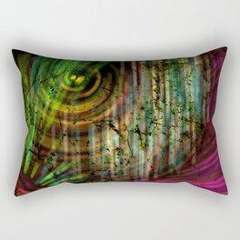oculi magicis Rectangular Pillow