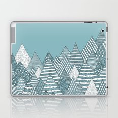 Winterly Forest Laptop & iPad Skin