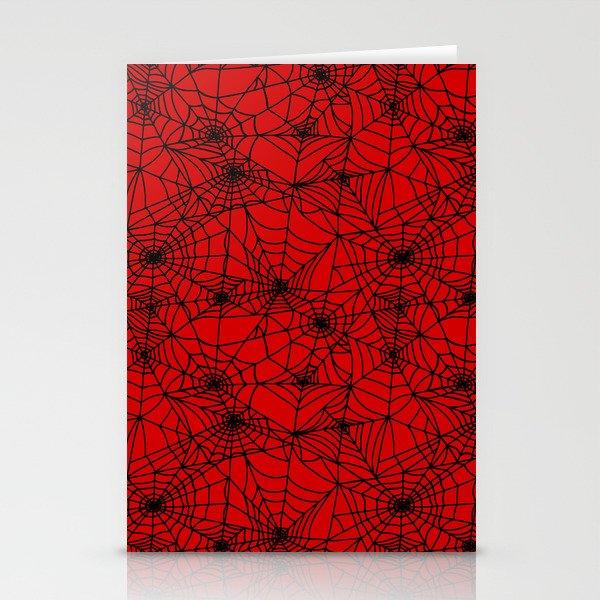 Demon Webs Stationery Cards