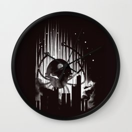 Invasion Wall Clock