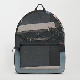 Vintage 1970's HiFi Backpack