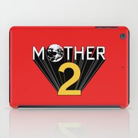 earthbound iPad Cases featuring Mother 2 / Earthbound Promo by Studio Momo╰༼ ಠ益ಠ ༽