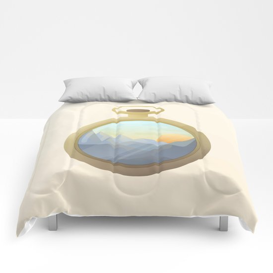 Dawning on me Comforters