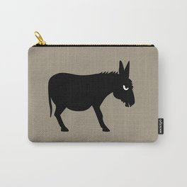 Angry Animals: Bad Ass Donkey Carry-All Pouch