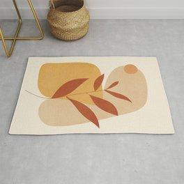 Abstract Shapes No.18 Rug