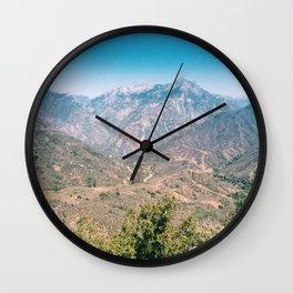 Kings Canyon Wall Clock
