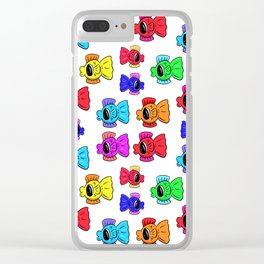 Many Many Fishes Clear iPhone Case