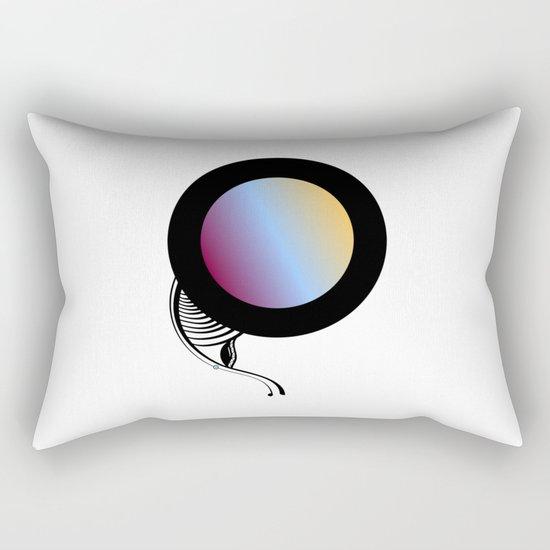 Abstract SH Rectangular Pillow