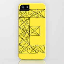 Ersilia iPhone Case