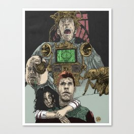 The City of Lost Children (Full Color colorway) Canvas Print