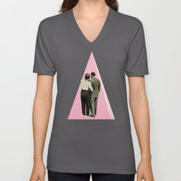 It's Just You and Me, Baby Unisex V-Neck