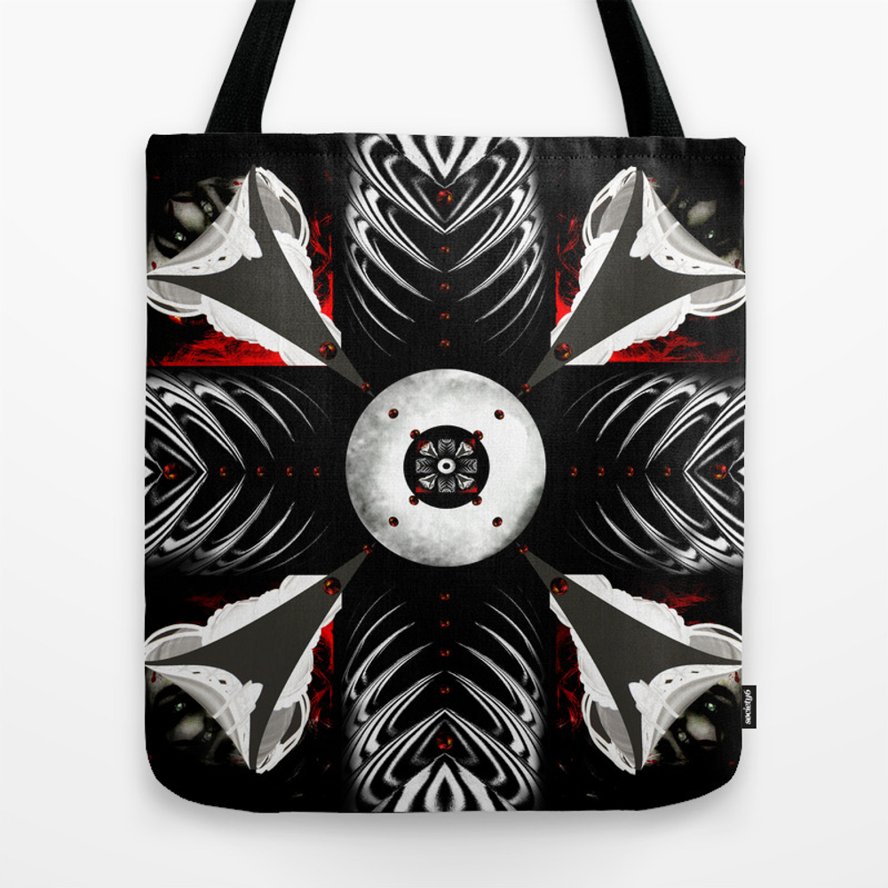 A Cry From Within Tote Bag by Alemessier TBG8821073
