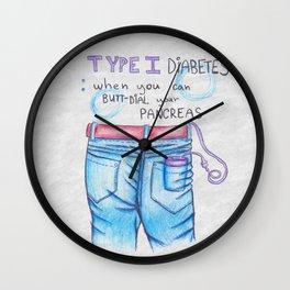 T1D Wall Clock