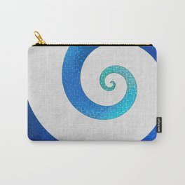 Ocean Waves - Water Mosaic Carry-All Pouch