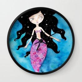 Sirena Liliana Wall Clock