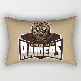 Tusken City Raiders - Tan Rectangular Pillow