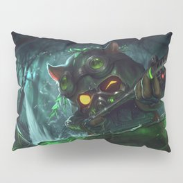 Omega Squad Teemo League Of Legends Pillow Sham