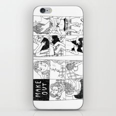 Make Out iPhone & iPod Skin