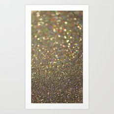 Partytime Art Print