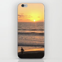 The Last Surf iPhone Skin