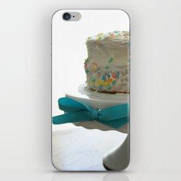 Birthday Cake iPhone Skin