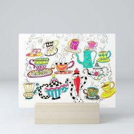 Coffee or Tea? Mini Art Print