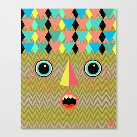 waxxy Canvas Print
