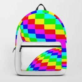 Blender Checkersphere 6 Color Backpack