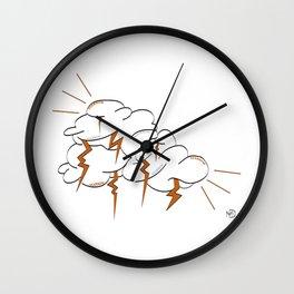 L&T MD Wall Clock