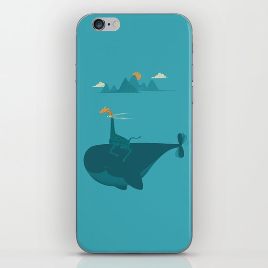 Nature's Submarine iPhone & iPod Skin