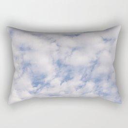 Strato Cumulus Clouds Rectangular Pillow